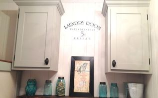 airing my dirty laundry laundry room makeover reveal, home improvement, laundry rooms, organizing, storage ideas
