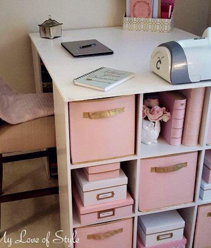 Diy Kate Spade Inspired Storage Boxes Hometalk