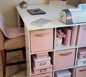 Diy Kate Spade Inspired Storage Boxes, Craft Rooms, Crafts, Diy, Home Decor