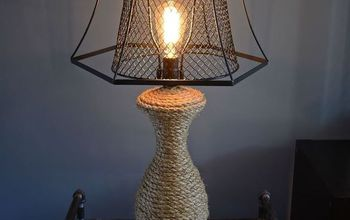The Old Lamp Revamp