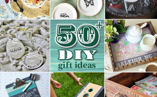 50 diy gift ideas diygifts, crafts