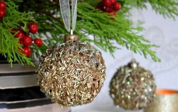 DIY Christmas Ornament - #christmasornament