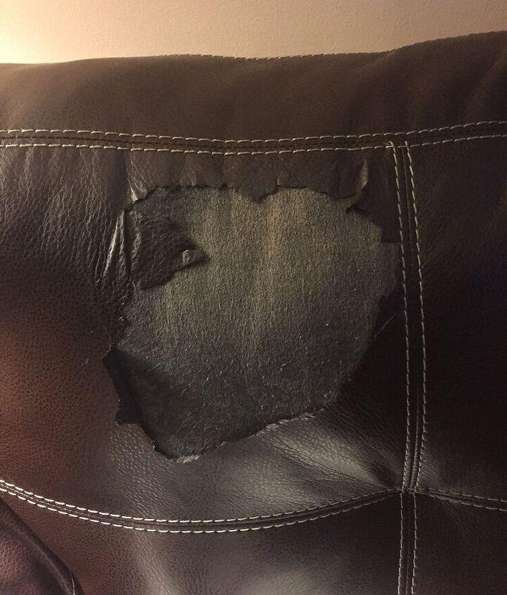Leather Sofa Peeling Hometalk