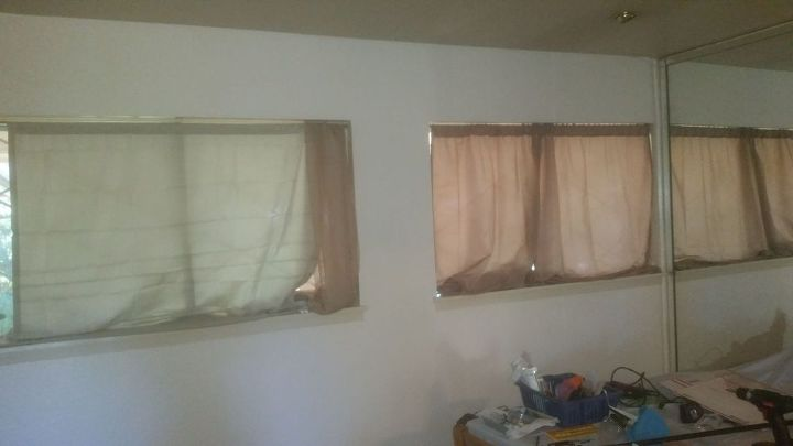 Your Opinion Hanging These Curtain Rods Flush To Adjoining