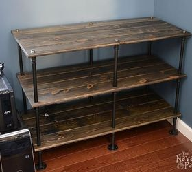Of Pipe And Pine, Diy, Painted Furniture, Woodworking Projects