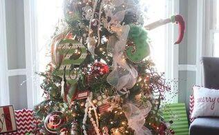 my whimsical christmas tree, christmas decorations, crafts, seasonal holiday decor