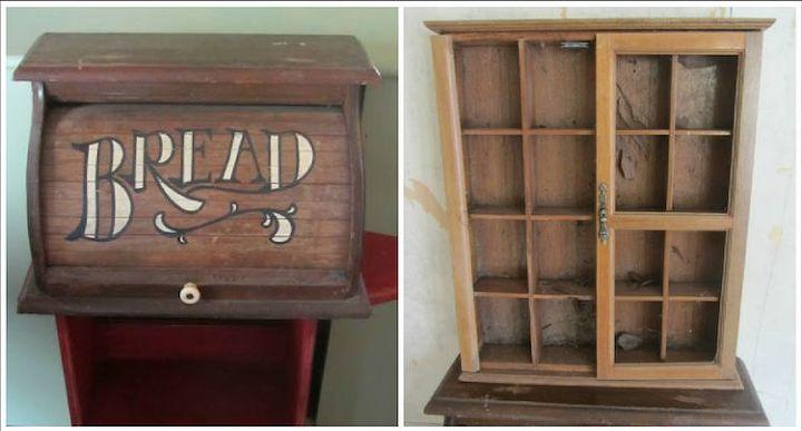 Bread Box Turned Child S Craft Station Hometalk