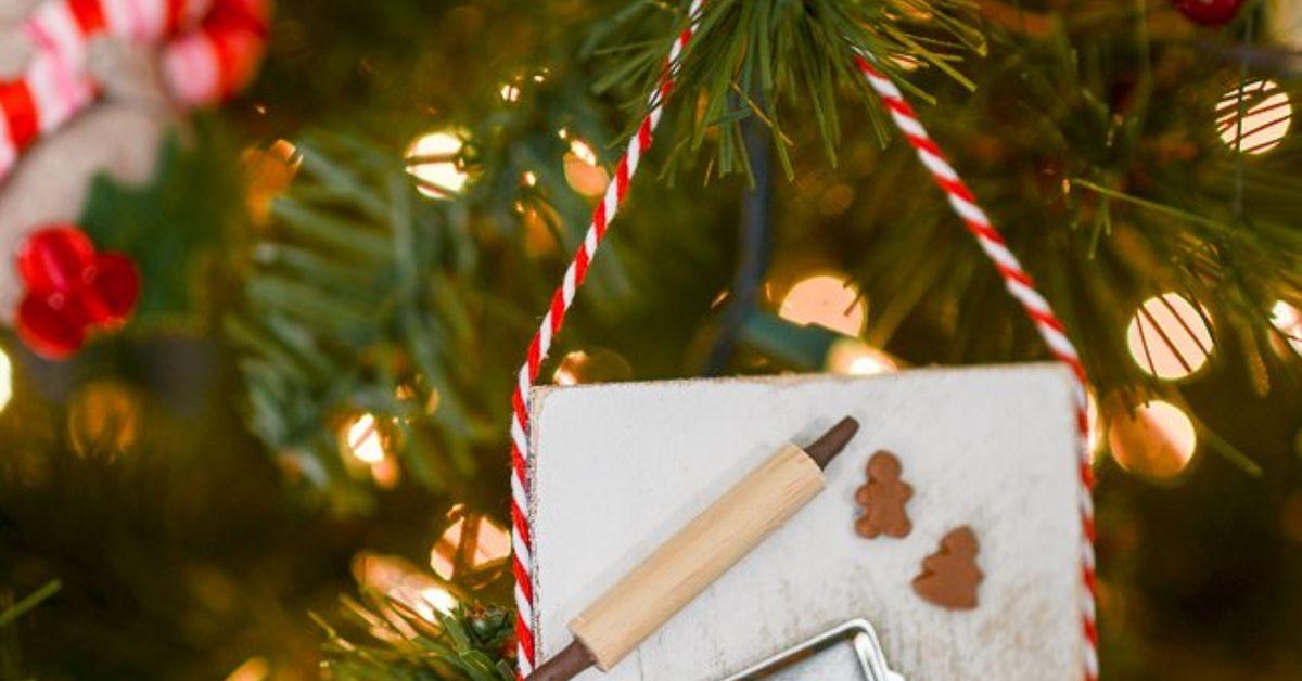 - Miniature Gingerbread Baking Scene Christmas Ornament Hometalk