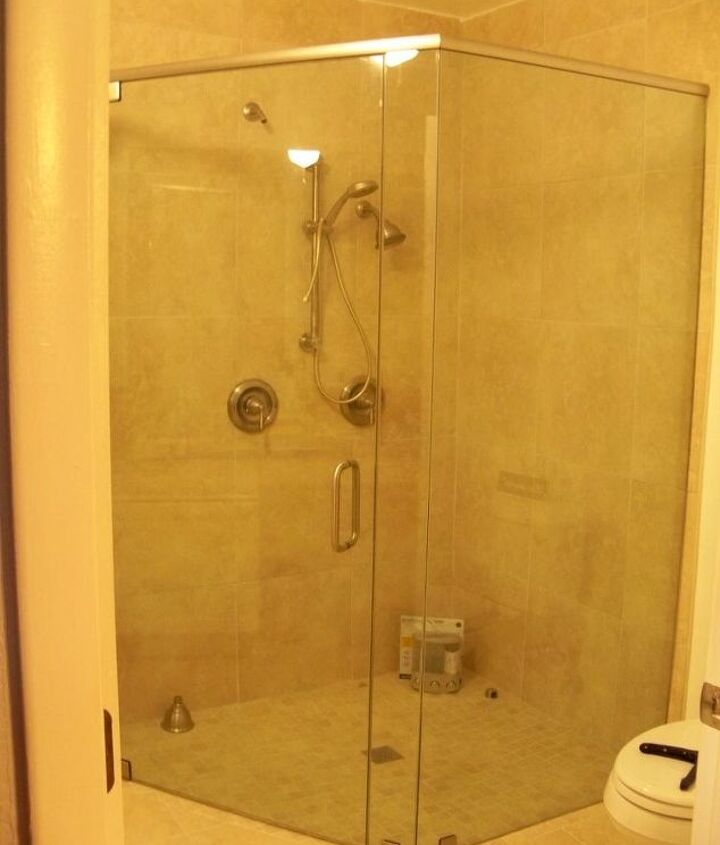 What Is The Best Way To Keep My Glass Shower Doors Clean Hometalk