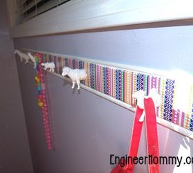 From Plastic Animals To An Awesome Set Of Hooks, Bedroom Ideas, Crafts, Home