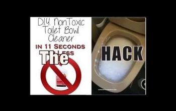 MYTH or Magic? - Volcano Toilet Cleaning Hack