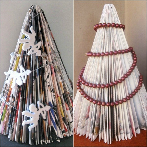 s from your community 10 pieces of clutter to reuse before the holidays, organizing, repurposing upcycling, Old Magazines