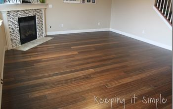 tips on how to install hardwood flooring, diy, flooring, hardwood floors, how to