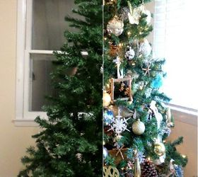 Cheap Christmas Decorations Part - 44: How To Make The Most Of A Cheap Christmas Tree, Christmas Decorations, How  To