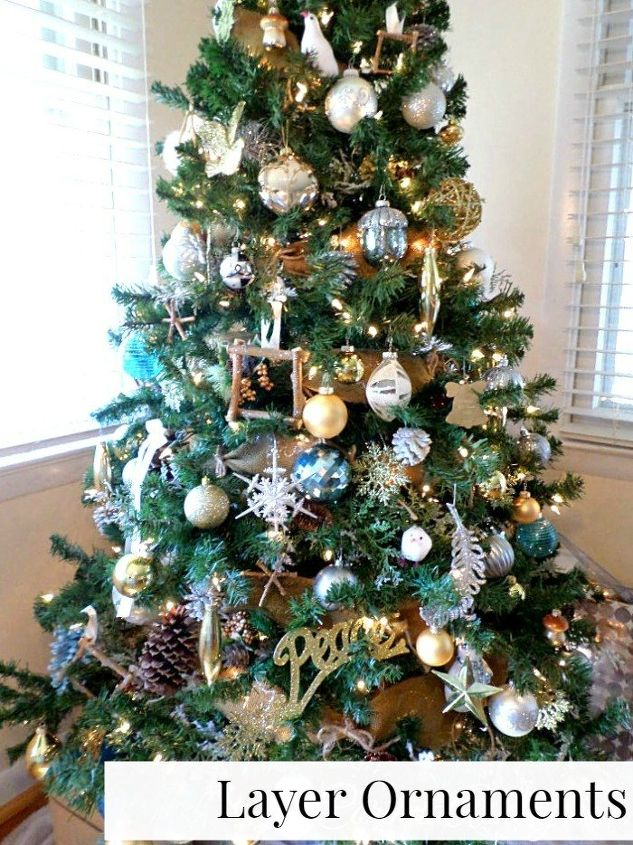 how to make the most of a cheap christmas tree christmas decorations how to