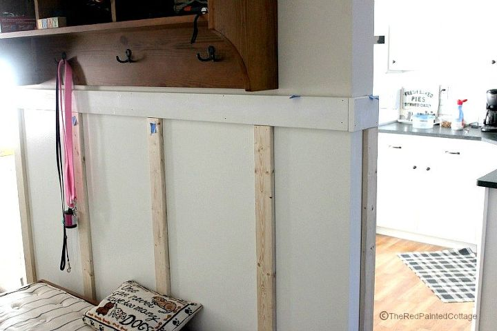 diy easy inexpensive board and batten, bedroom ideas, diy, home improvement, how to, woodworking projects