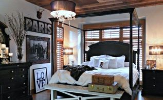 we did it, bedroom ideas, diy, pallet, wall decor, woodworking projects