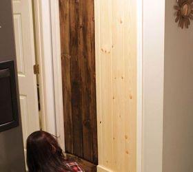 double pantry barn door diy under 90 closet diy doors kitchen design & DOUBLE PANTRY BARN DOOR DIY - UNDER $90 | Hometalk Pezcame.Com