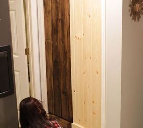 Wonderful Double Pantry Barn Door Diy Under 90, Closet, Diy, Doors, Kitchen Design