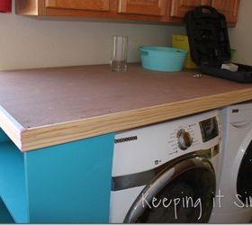 Exceptional How To Turn A Door Into A Laundry Room Table Diy, Diy, Doors,