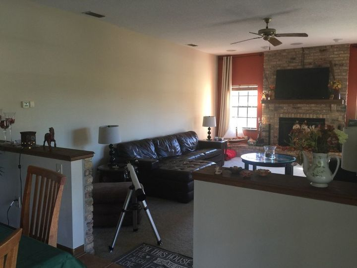 Q Need Help Decorating Long Wall Home Decor Dilemma Living Room