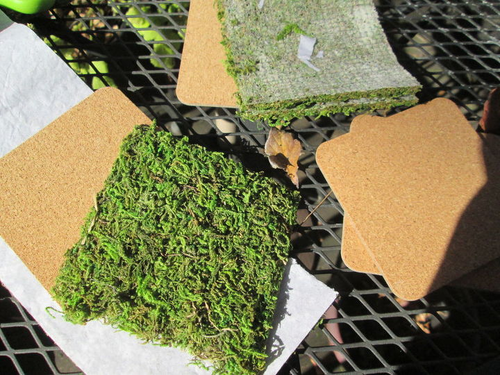come see the many uses for moss cover for the holidays, christmas decorations, crafts, seasonal holiday decor