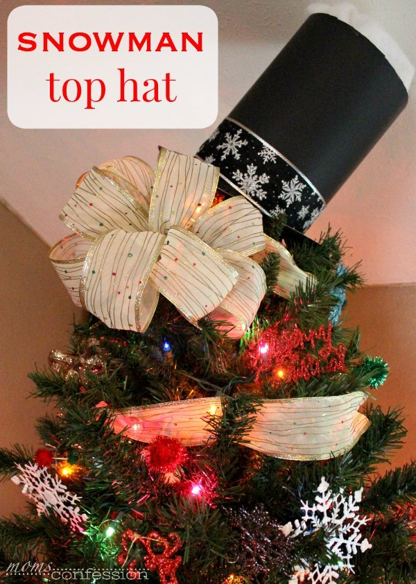christmas decorations snowman top hat christmas decorations crafts seasonal holiday decor - Top Hat Christmas Decorations