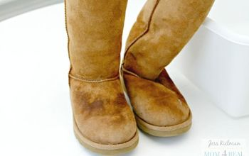 How To Clean Ugg Boots or Any Sheepskin Boots At Home