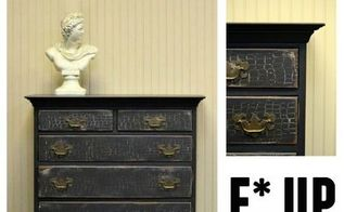 how to paint furniture with a crocodile roller, how to, paint colors, painted furniture, rustic furniture