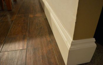 Install Baseboards Over Your Existing Baseboards