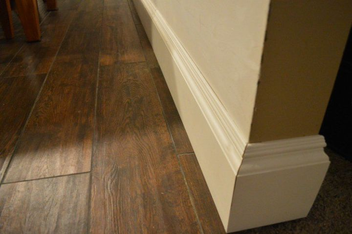install baseboards over your existing baseboards, home improvement, how to, wall decor, woodworking projects