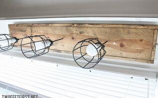 diy industrial pendant light, diy, home improvement, how to, kitchen design, lighting
