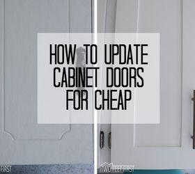 Modern Shaker Style Cabinet Doors Design