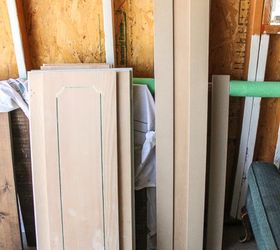 Charming Update Cabinet Doors To Shaker Style For Cheap, Closet, Diy, Doors, Kitchen