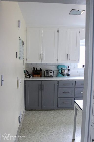 Update Cabinet Doors To Shaker Style For Closet Diy Kitchen