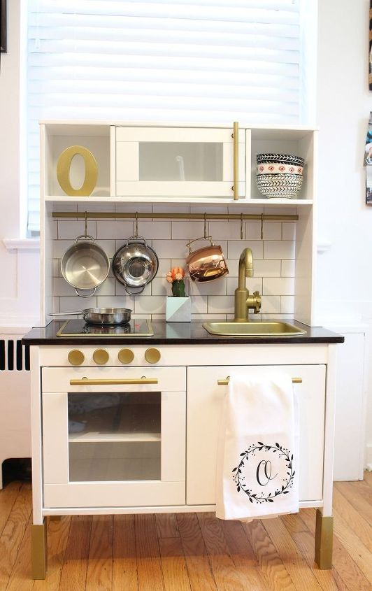 Modern Play Kitchen Ikea Duktig Play Kitchen Hack Hometalk