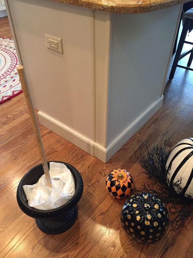 Removing Halloween!
