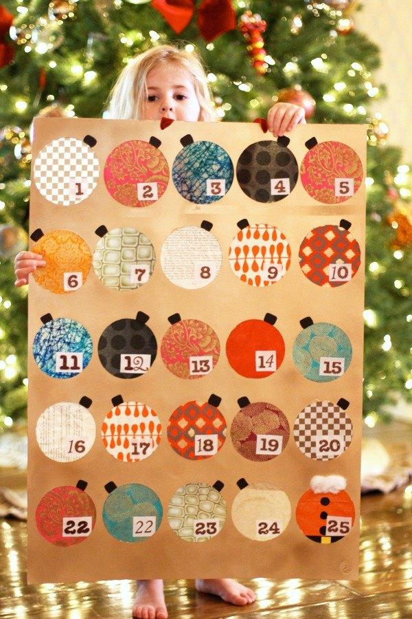 Advent Calendar Gift Ideas : Fresh advent calendar ideas to start right away hometalk
