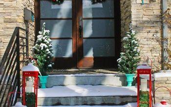 Modern & Colorful Christmas Home Tour