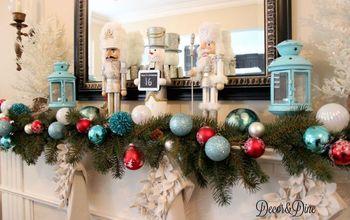 christmas at home 2015, christmas decorations, home decor, seasonal holiday decor