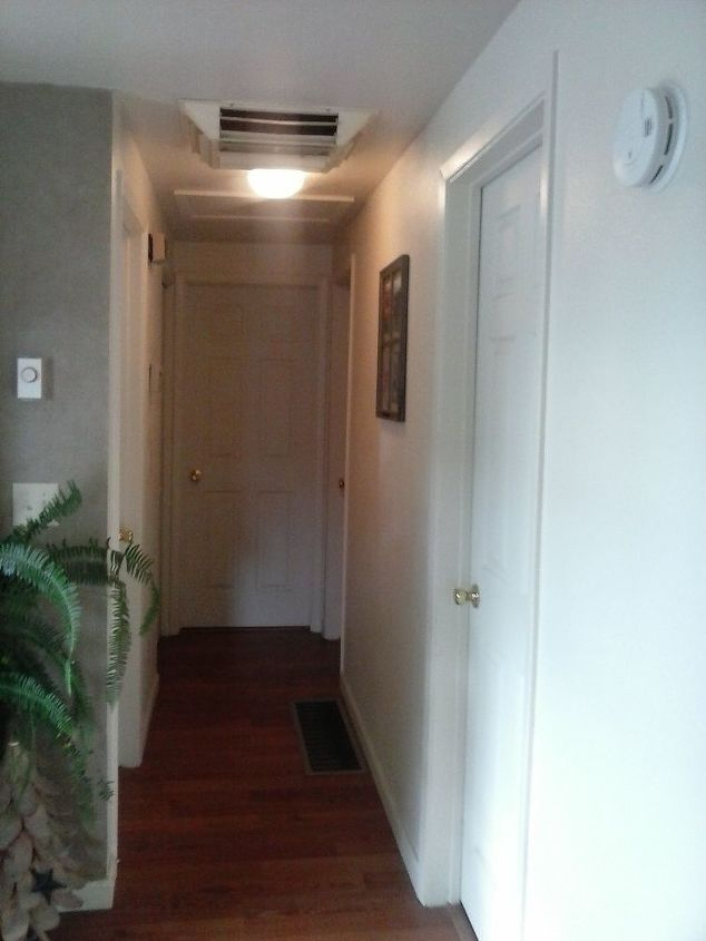 watch how i make my cheap builder grade doors look like wood doors, doors, repurposing upcycling