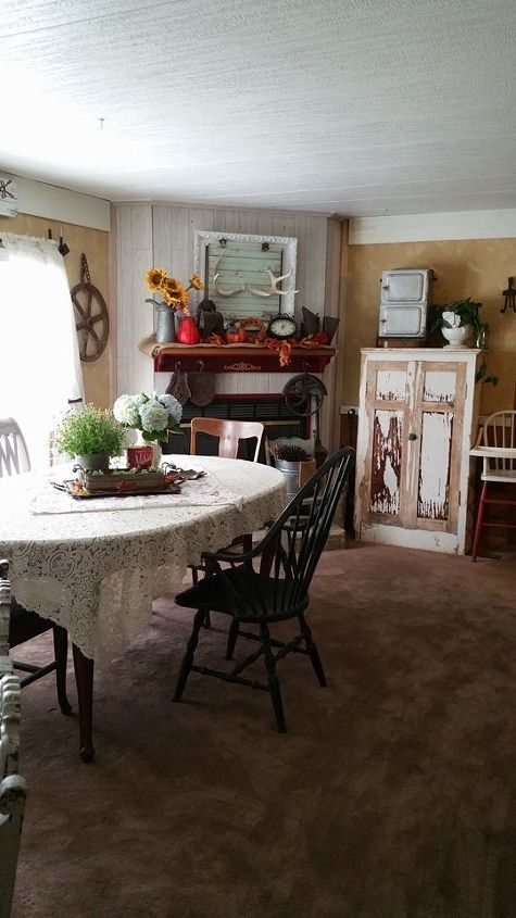 Updated Mobile Home Post | Hometalk