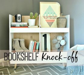 Home Depot Monthly Gift Challenge Bookshelf Knock Off, Home Decor, Shelving  Ideas, Storage