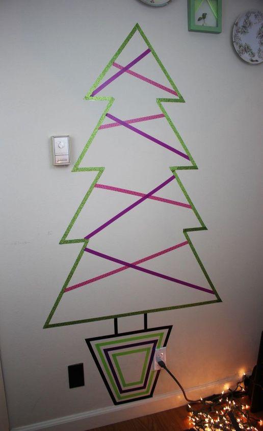 diy christmas tree project on a budget christmas decorations crafts seasonal holiday decor