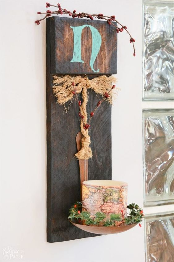 scrap wood sconces, christmas decorations, crafts, diy, lighting, repurposing upcycling, woodworking projects