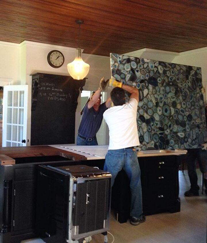 farmhouse kitchen renovation, home improvement, kitchen design