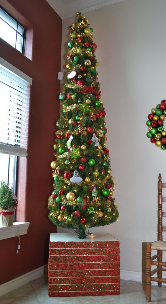 8 Hacks To Make Your Fake Christmas Tree Look Full And