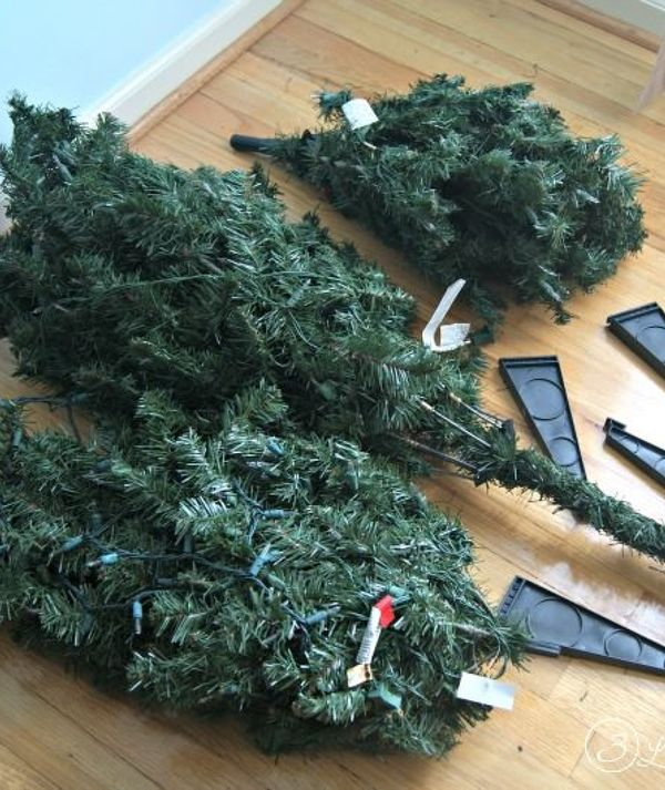 8 hacks to make your fake christmas tree look full and fabulous hometalk