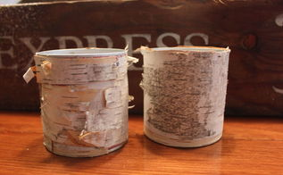 don t throw out those tea cans, crafts, repurpose household items