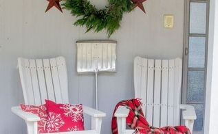 simple natural diy christmas wreaths, christmas decorations, seasonal holiday decor, wreaths